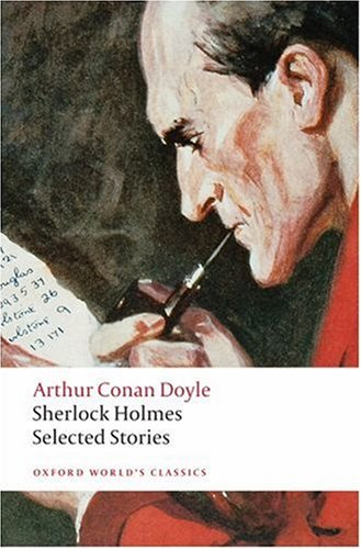 Sherlock Holmes Selected Stories  2008 edition cover