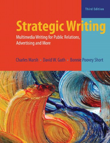 Strategic Writing  3rd 2012 (Revised) edition cover
