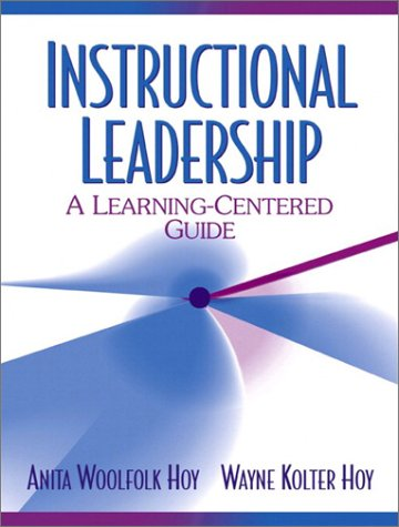 Instructional Leadership A Learning-Centered Guide  2003 edition cover
