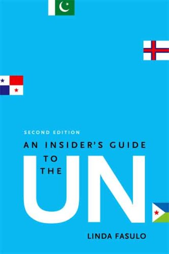 Insider's Guide to the UN  2nd 2009 edition cover