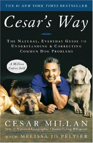 Cesar's Way The Natural, Everyday Guide to Understanding and Correcting Common Dog Problems N/A 9780307337979 Front Cover