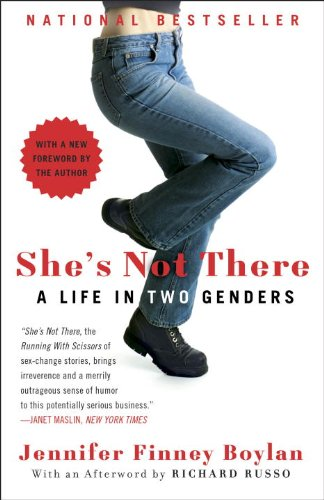 She's Not There A Life in Two Genders  2013 edition cover
