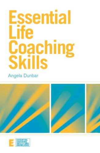 Essential Life Coaching Skills   2009 edition cover