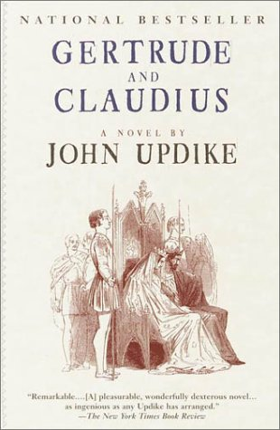 Gertrude and Claudius   2012 (Reprint) edition cover