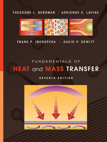 Fundamentals of Heat and Mass Transfer  7th 2011 edition cover