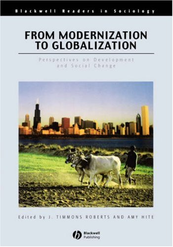 From Modernization to Globalization Perspectives on Development and Social Change  2000 edition cover
