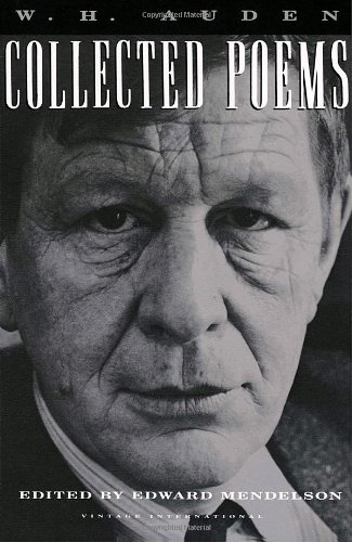 Auden - Collected Poems   1991 edition cover