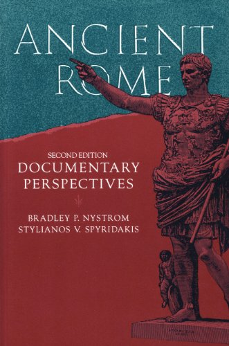 Ancient Rome 2nd 1995 (Revised) edition cover