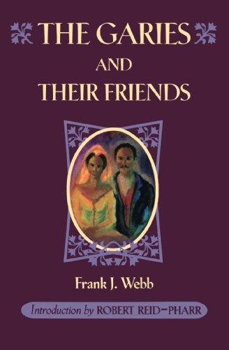 Garies and Their Friends   1997 (Reprint) edition cover