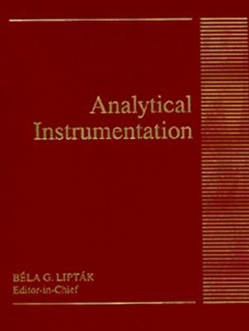 Analytical Instrumentation   1994 edition cover