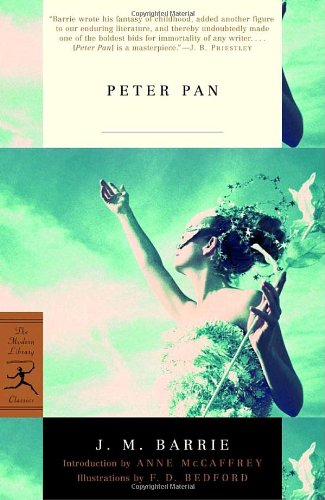 Peter Pan   2004 edition cover