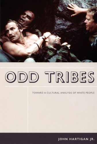 Odd Tribes Toward a Cultural Analysis of White People  2005 edition cover
