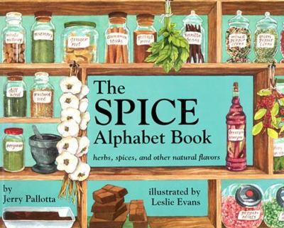 Yummy Alphabet Book Herbs, Spices, and Other Natural Flavors  1994 9780881068979 Front Cover