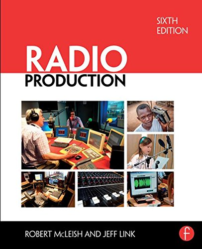 Radio Production  6th 2016 (Revised) 9781138819979 Front Cover