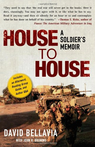 House to House A Soldier's Memoir N/A edition cover
