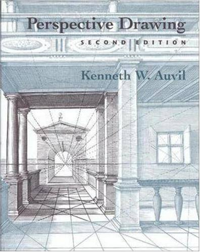 Perspective Drawing  2nd 1997 (Revised) edition cover
