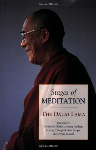 Stages of Meditation   2001 edition cover