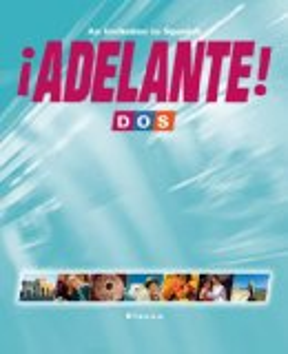 �Adelante!  N/A edition cover