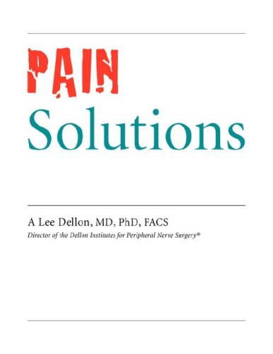 Pain Solutions:  2007 edition cover