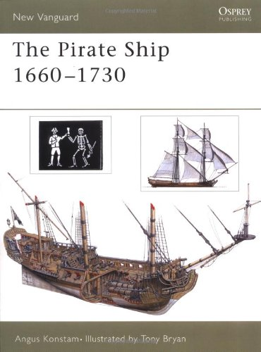 Pirate Ship 1660-1730   2003 edition cover