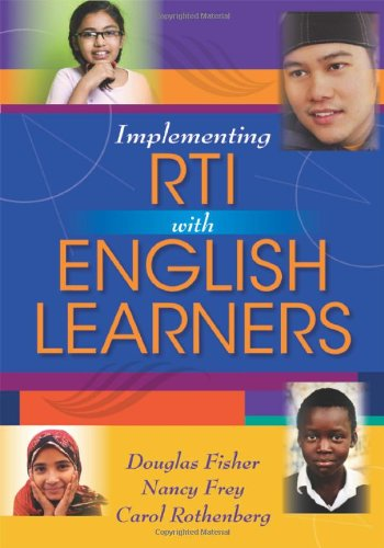 Implementing RTI with English Learners   2011 edition cover