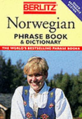 Norwegian Phrase Book Revised 9782831508979 Front Cover