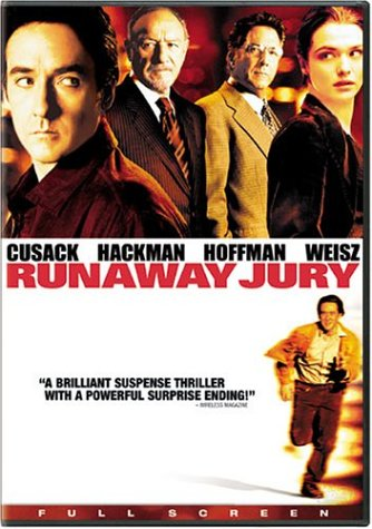 Runaway Jury (Full Screen Edition) System.Collections.Generic.List`1[System.String] artwork