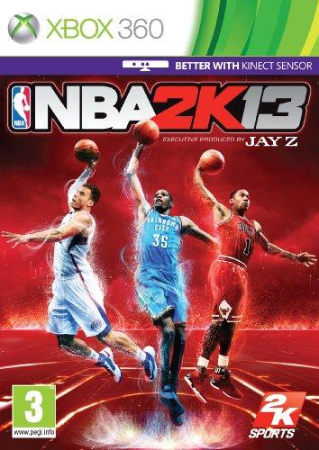 NBA 2K13 [PEGI] Xbox 360 artwork