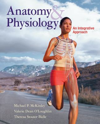 Anatomy and Physiology An Integrative Approach  2013 edition cover