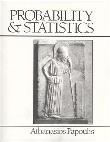 Probability and Statistics  1st 1990 9780137116980 Front Cover