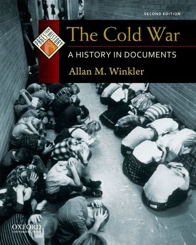 Cold War A History in Documents 2nd 2011 edition cover