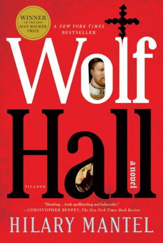 Wolf Hall  N/A 9780312429980 Front Cover
