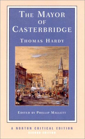 Mayor of Casterbridge  2nd 2001 edition cover
