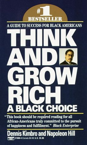 Think and Grow Rich   1991 (Reprint) edition cover