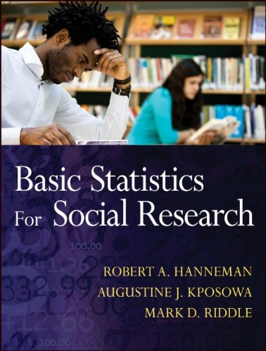 Basic Statistics for Social Research   2013 edition cover