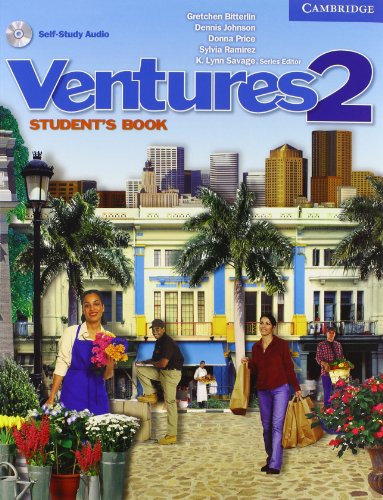 Ventures 2 Value Pack   2008 edition cover