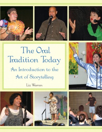 Oral Tradition Today An Introduction to the Art of Storytelling  2009 edition cover