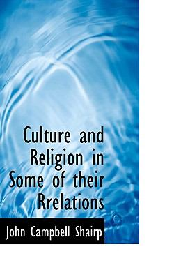 Culture and Religion in Some of Their Relations:   2008 edition cover