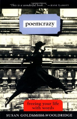 Poemcrazy Freeing Your Life with Words  1997 edition cover