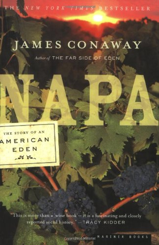 Napa The Story of an American Eden  1990 edition cover