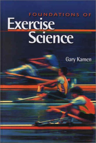 Foundations of Exercise Science   2001 edition cover