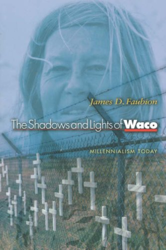 Shadows and Lights of Waco Millennialism Today  2002 edition cover