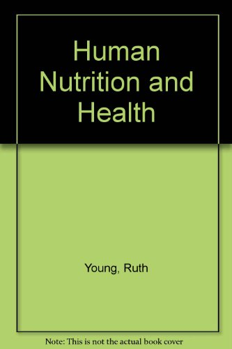 Human Nutrition and Health Laboratory Manual  3rd (Revised) 9780757576980 Front Cover