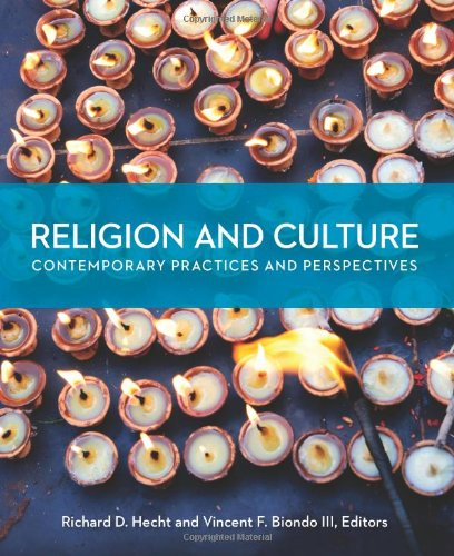 Religion and Culture Contemporary Practices and Perspectives  2012 edition cover