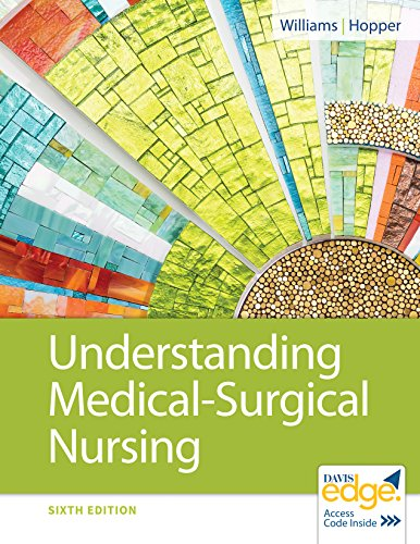 Understanding Medical-Surgical Nursing  6th 2019 (Revised) 9780803668980 Front Cover