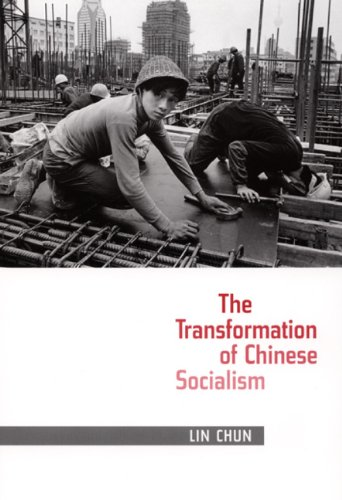 Transformation of Chinese Socialism   2006 edition cover
