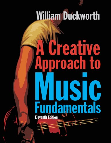 Creative Approach to Music Fundamentals  11th 2013 edition cover