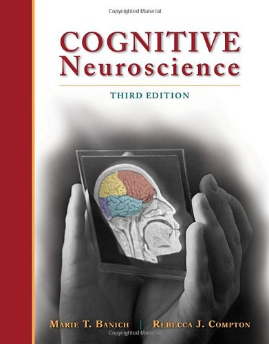 Cognitive Neuroscience  3rd 2011 edition cover