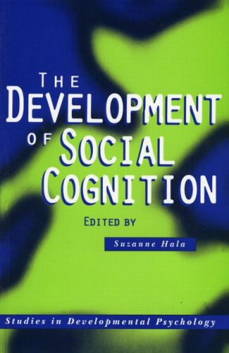 Development of Social Cognition   1997 edition cover