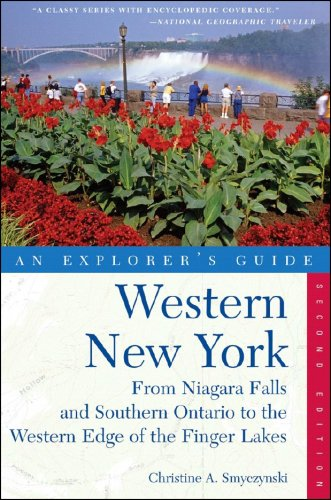 Western New York Explorers Guide (Second Edition)  2nd 9780881507980 Front Cover